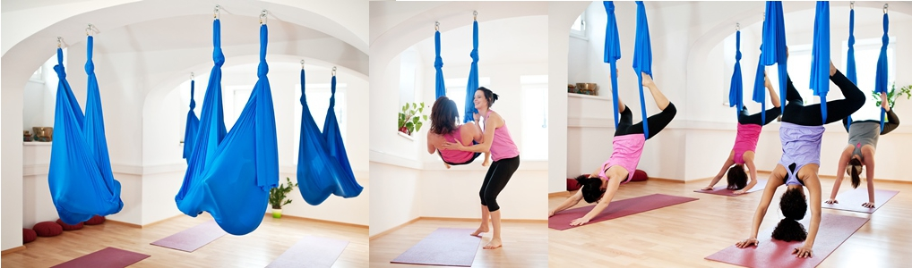 Aerial Yoga Graz