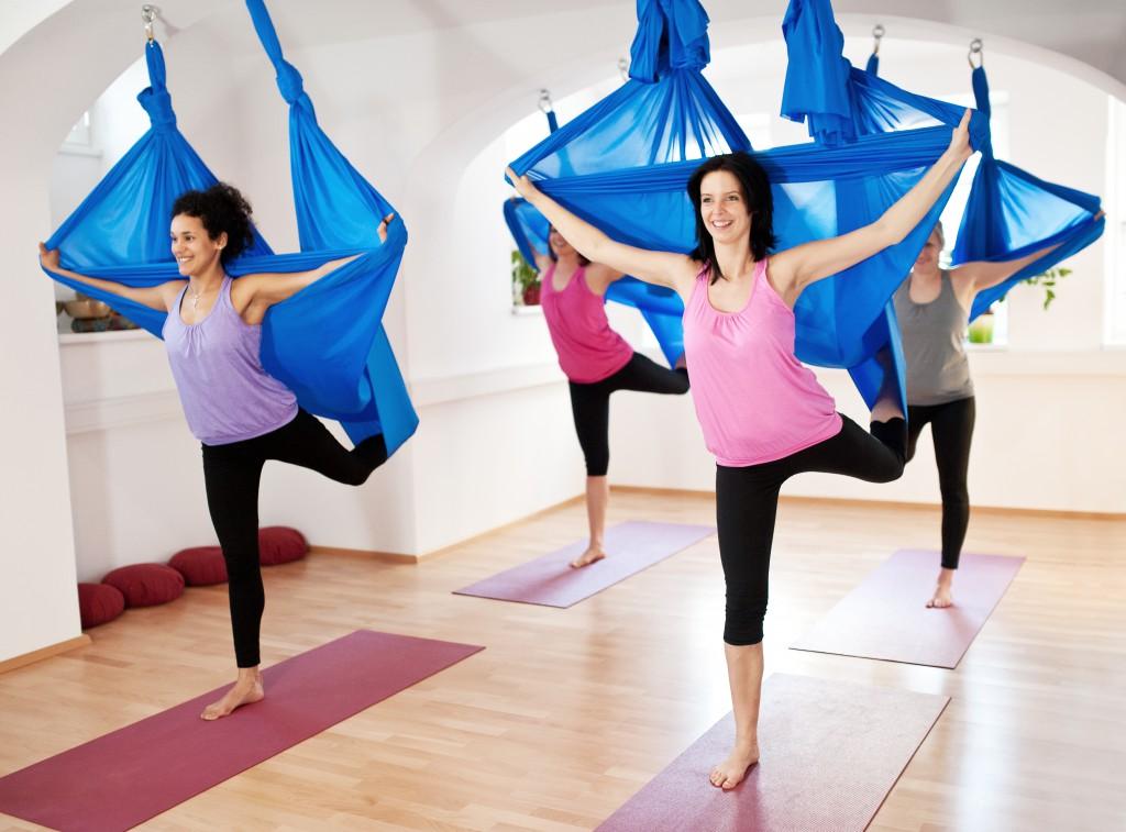 Der Engel Aerial Yoga Graz