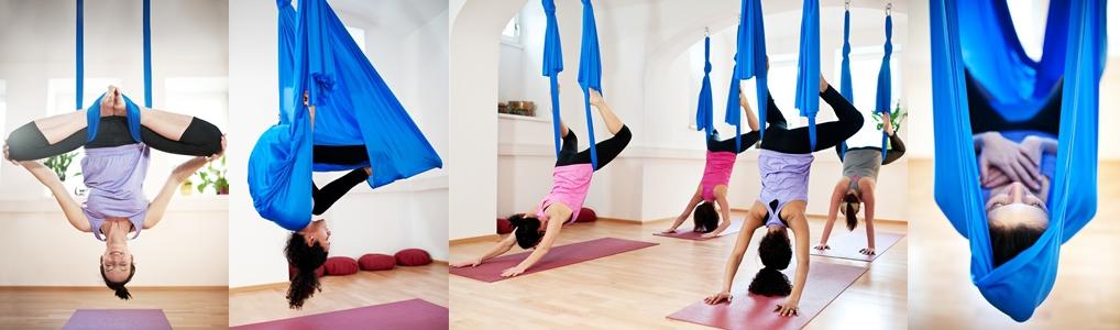 Aerial Flow Yoga Graz