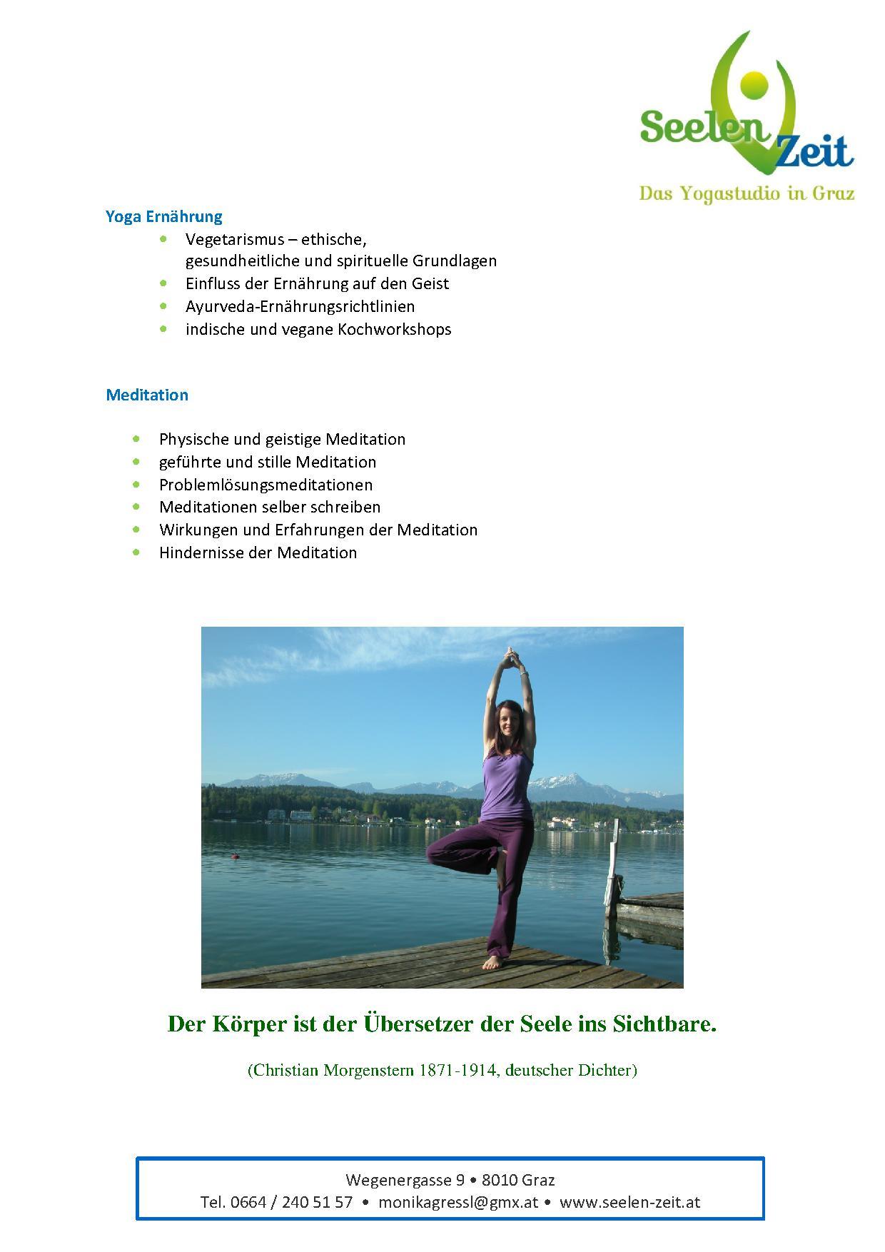 Curriculum Seite 3