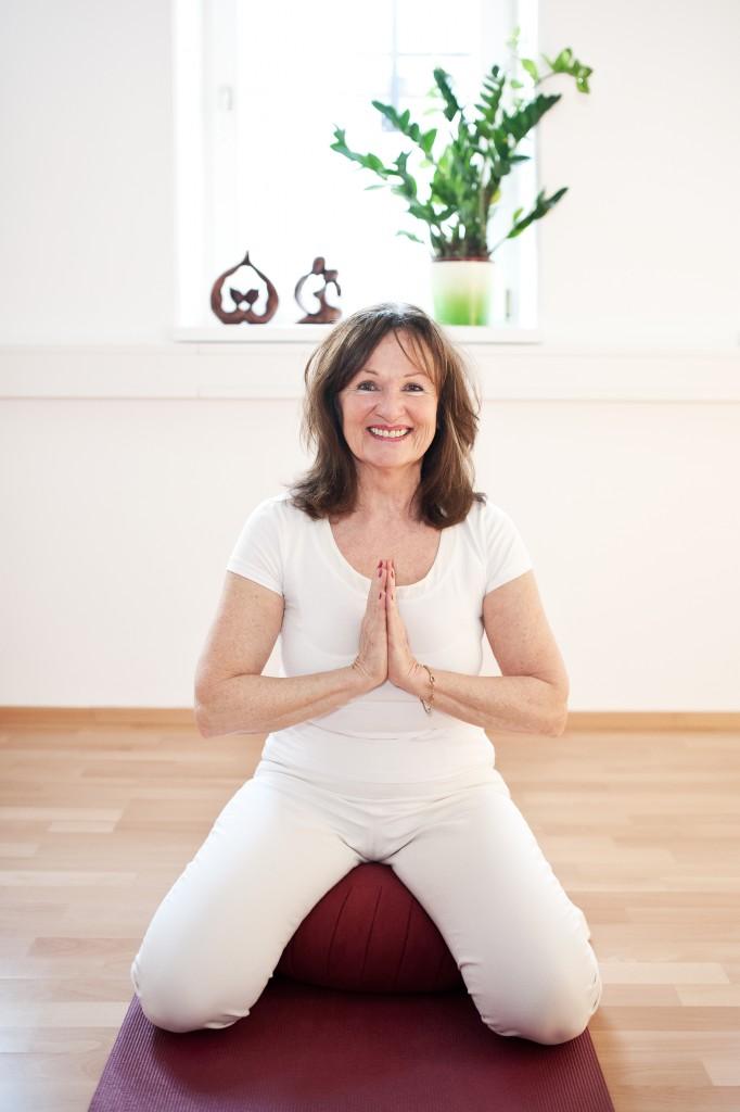 Yoga ab 50 Graz